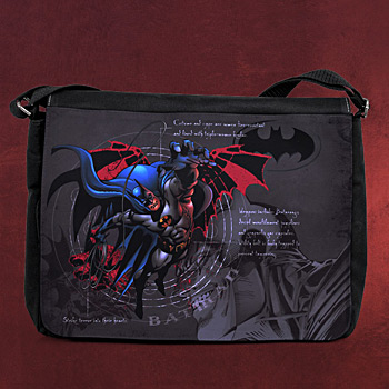 Batman Comic Tasche