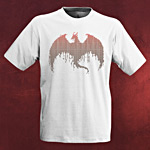 Pixel Dragon Graphic  T-Shirt