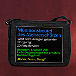 Munitionsbeutel