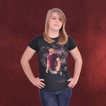 Twilight Breaking Dawn Jacob Girlie Shirt