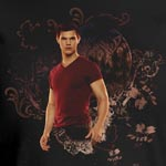Twilight Breaking Dawn Jacob Girlie Shirt