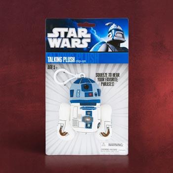 Star Wars R2-D2 Pl�sch - Sprechender Schl�sselanh�nger