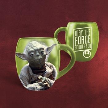 Star Wars - Meister Yoda Krug