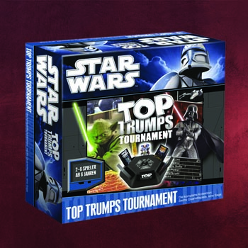 Star Wars Tournament - Top Trumps
