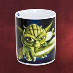 Star Wars The Clone Wars Tasse - Meister Yoda
