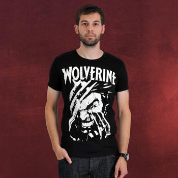 Wolverine Marvel T-Shirt