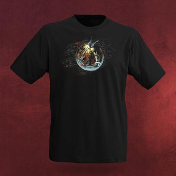 Diablo III Skeleton King T-Shirt