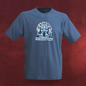 StarCraft II SCV Retro T-Shirt