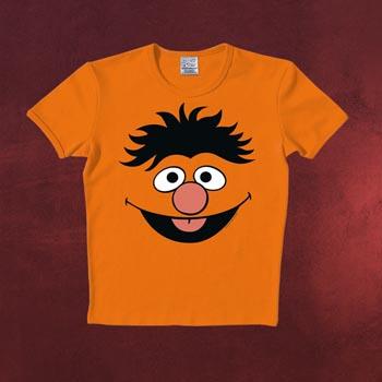 Sesamstra�e - Ernie Gute Laune T-Shirt