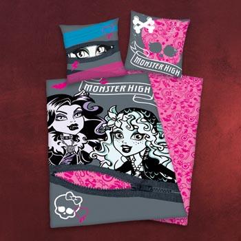Monster High Bettw�sche