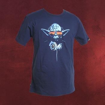 Star Wars DJ Yoda T-Shirt
