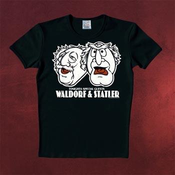 Muppets - Waldorf & Statler T-Shirt