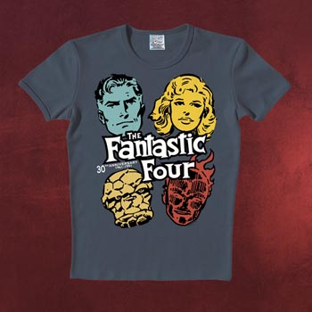 Marvel - The Fantastic Four T-Shirt