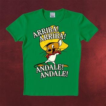 Looney Tunes - Arriba! Andale! T-Shirt gr�n