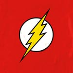 DC - Flash Logo T-Shirt