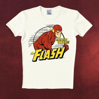 DC - Flash The Fastest Man Alive T-Shirt