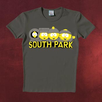 South Park - Lined Up T-Shirt