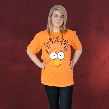Muppets - Beaker Big Face T-Shirt