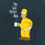 Simpsons - The Last Perfect Man T-Shirt