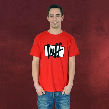 Simpsons - Duff T-Shirt