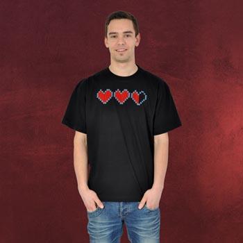 Lebensherzen - Gaming T-Shirt