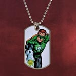 Green Lantern - Dog Tag