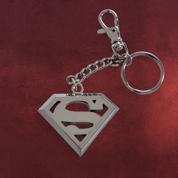 Superman - Logo Schlüsselanhänger