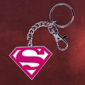 Supergirl - Logo Schlüsselanhänger