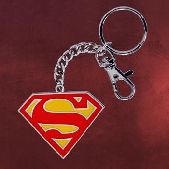 Superman - Logo Schl�sselanh�nger