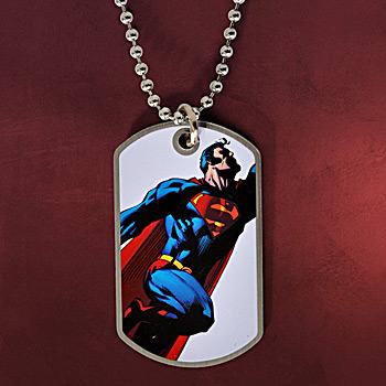 Superman Kette Flying