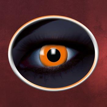 UV Kontaktlinsen orange