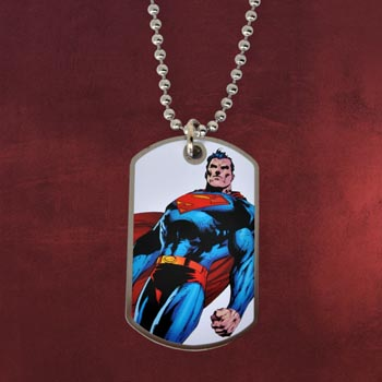 Superman Kette Standing