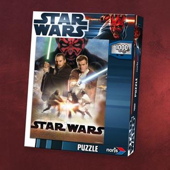 Star Wars - Jedi Puzzle 1000 Teile