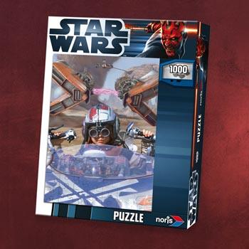 Star Wars - Anakin Skywalker Puzzle 1000 Teile