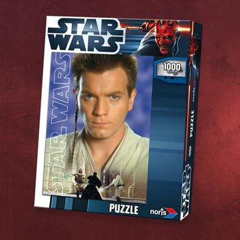 Star Wars - Obi-Wan Kenobi Puzzle 1000 Teile