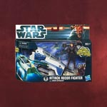 Star Wars The Clone Wars - Attack Recon Fighter mit Anakin Skywalker