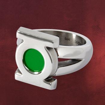 Green Lantern Emblem Ring