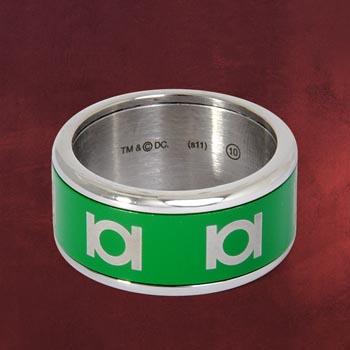 Green Lantern Symbol Ring gr�n