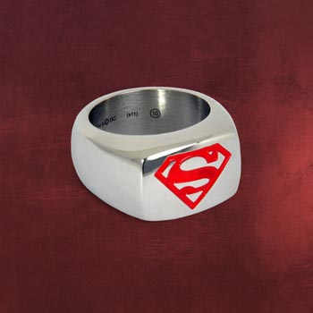 Superman Signal Ring rot