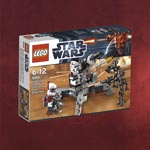 LEGO Star Wars - Elite Clone Trooper & Commando Droid Battle Pack