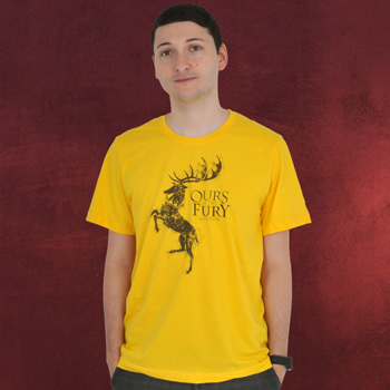 Game of Thrones House Baratheon T-Shirt