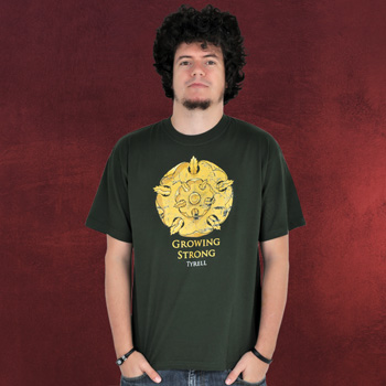 Game of Thrones House Tyrell T-Shirt