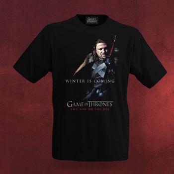 Game of Thrones - Eddard Stark T-Shirt