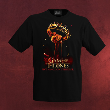Game of Thrones Teaser Season 2 T-Shirt