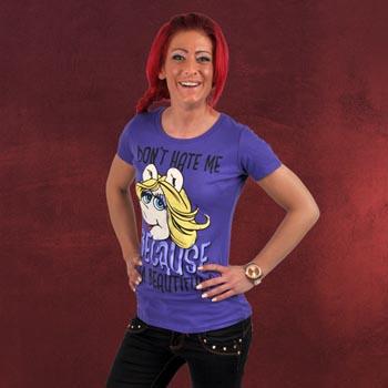 Muppets - Miss Piggy Girlie Shirt