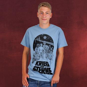 Star Wars - Krieg der Sterne T-Shirt