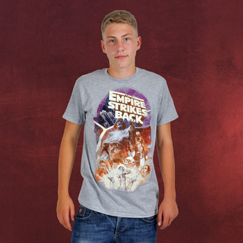Star Wars - The Empire Strikes Back T-Shirt