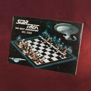 Star Trek - The Next Generation Schachspiel