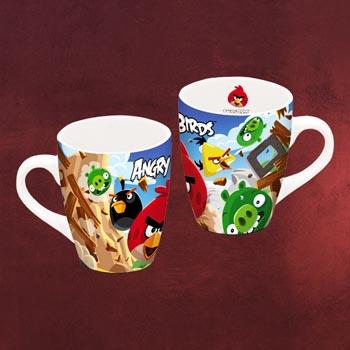 Angry Birds Tasse gew�lbt