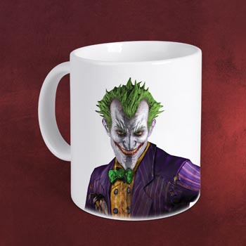 Batman Arkham City - Joker Tasse